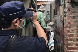 台南本土性登革熱5名感染者  皆與開山里有關