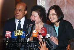批反鐵籠公投遊行 蔡英文:比較像政治動員