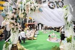 桃園G10貨櫃市集 夏日微醺音樂草地派對正夯