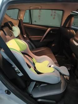 安全座椅沒固定!1歲男童遭安全帶勒死 父判決結果出爐