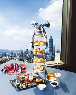 Daniel Wong、馬可波羅酒廊 推聯名下午茶