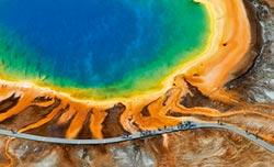 引爆黃石火山 專家說機率低