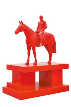 數位感雕塑與歷史對話
