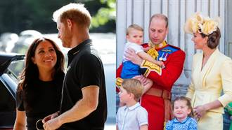 皇室將添新成員!梅根拚生第二胎與凱特較勁?