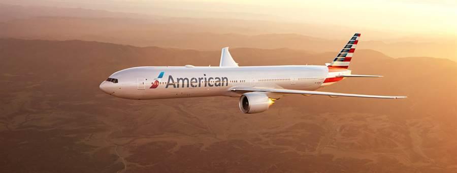 (圖/Facebook @American Airlines)