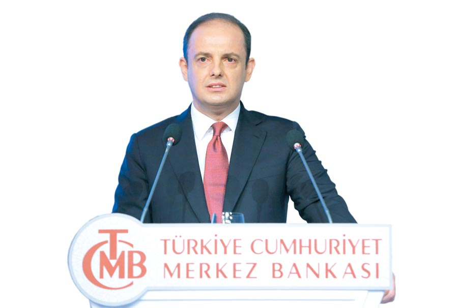 前土耳其央行總裁契亭卡亞