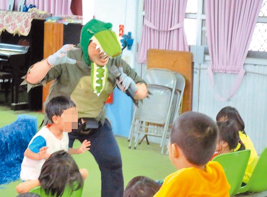 童話故事裡大野狼竟然出現在真實生活中,化身為安親班老師對學生伸出狼爪。(本報資料照片/此為情境照,非當事人)