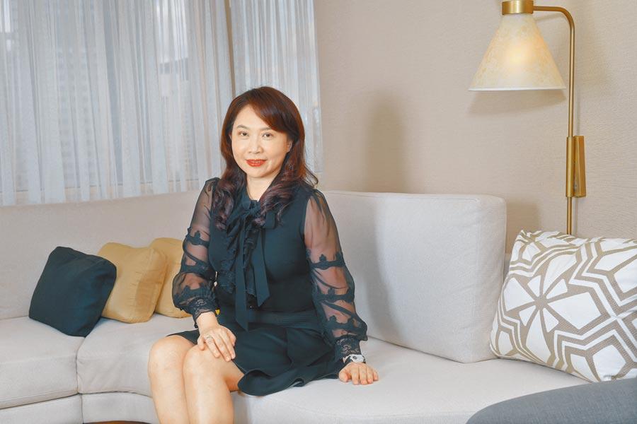 亞洲旅遊台總經理周欣怡創意無限,是許多節目的幕後推手。