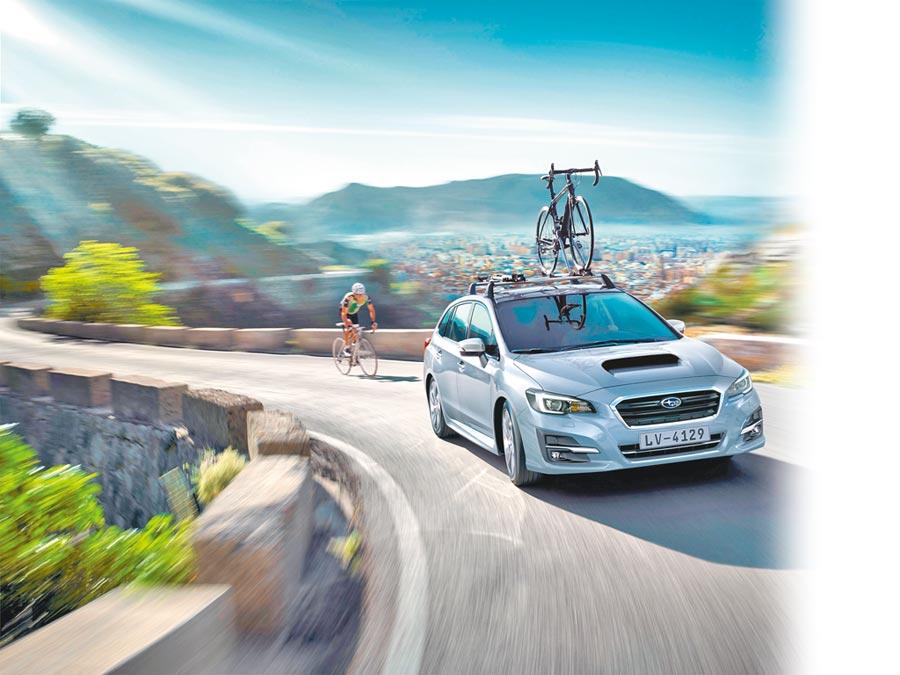 3大購車回饋 安心坐擁SUBARU。圖片提供SUBARU