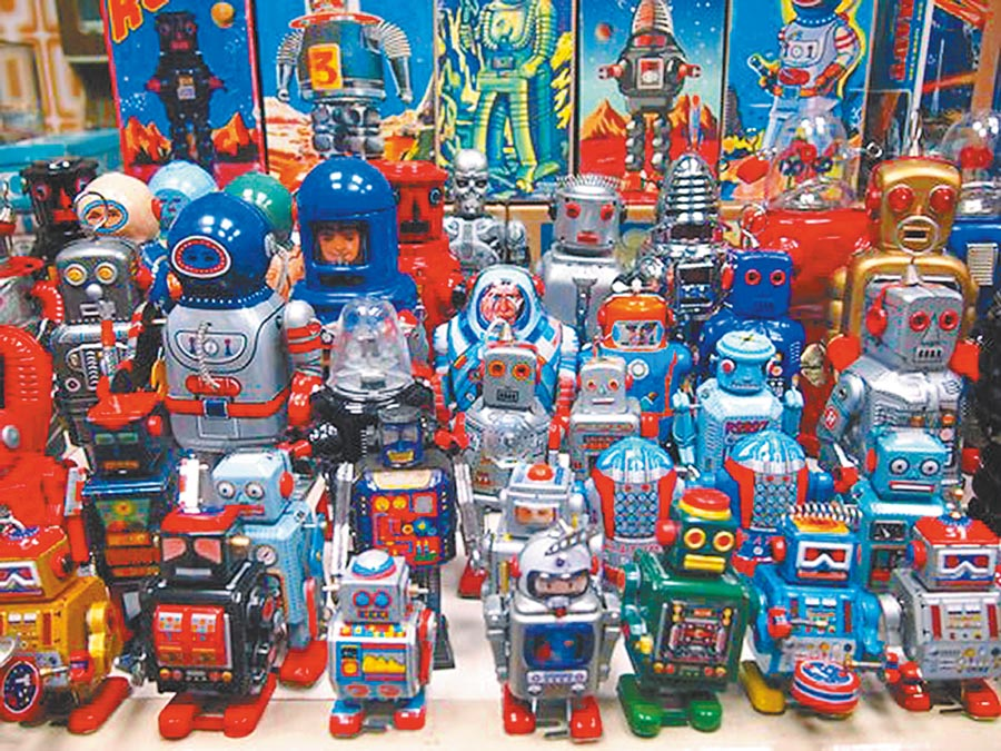 Global Mall新左營車站及屏東市7月舉「懷舊玩具展」。圖片提供Global Mall