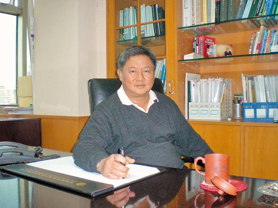 太平洋聯盟台灣分公司前董事長廖國智。(廖國智提供)