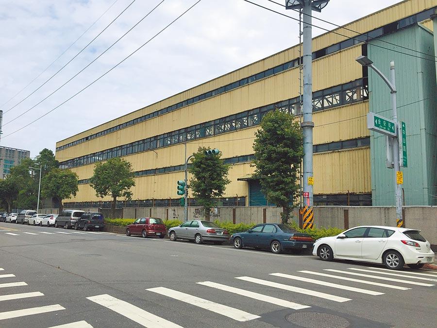 新北土城工業區。(報系資料照片)