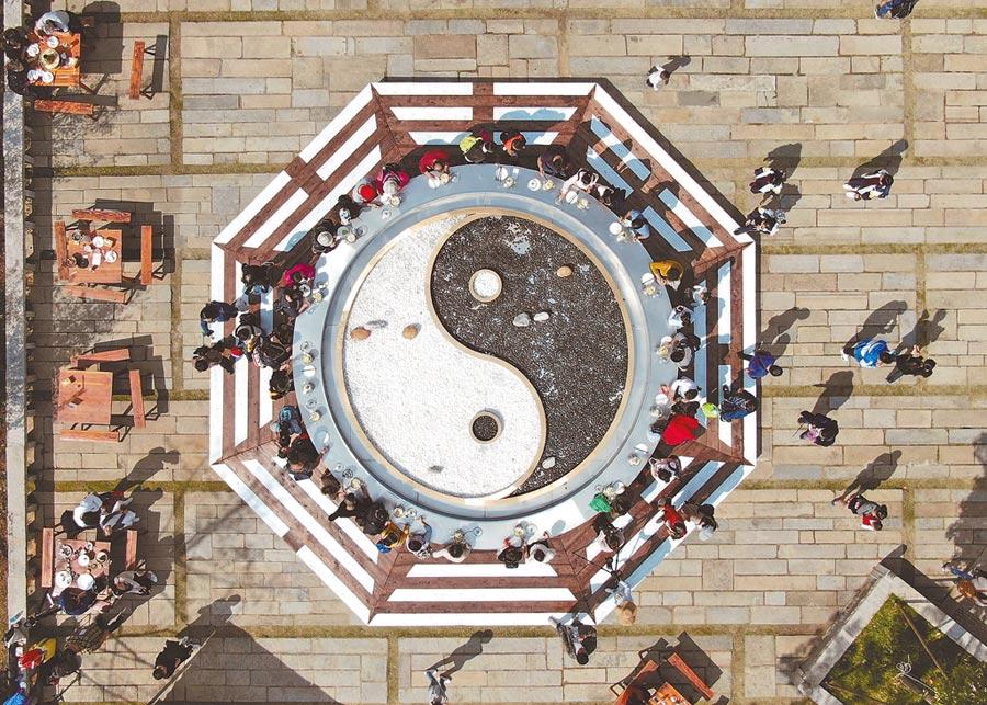 中醫強調精氣神的調理。(中新社資料照片)