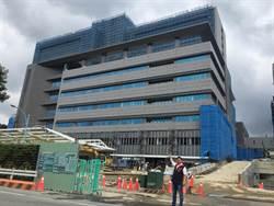 土城醫院年底啟用無望 最快明年7月營運
