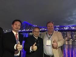 亞太城市峰會開幕 市府行銷台中