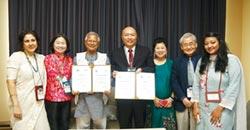 泰國社會型企業世界年會 台灣尤努斯基金會率團參與