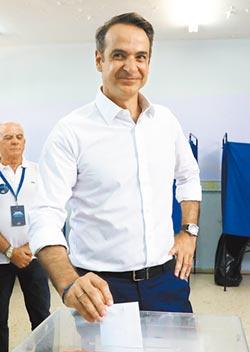 希臘大選登場 變天成定局