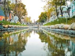 市府帶頭保育 綠川不再抽地下水