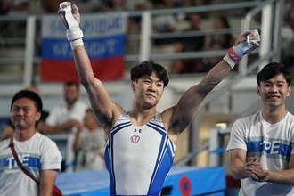 全運會》破宜縣5連霸美夢 台北市體操男隊摘金