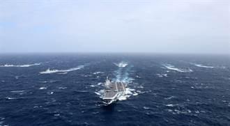 陸2航母當打手 075艦3萬噸就夠了