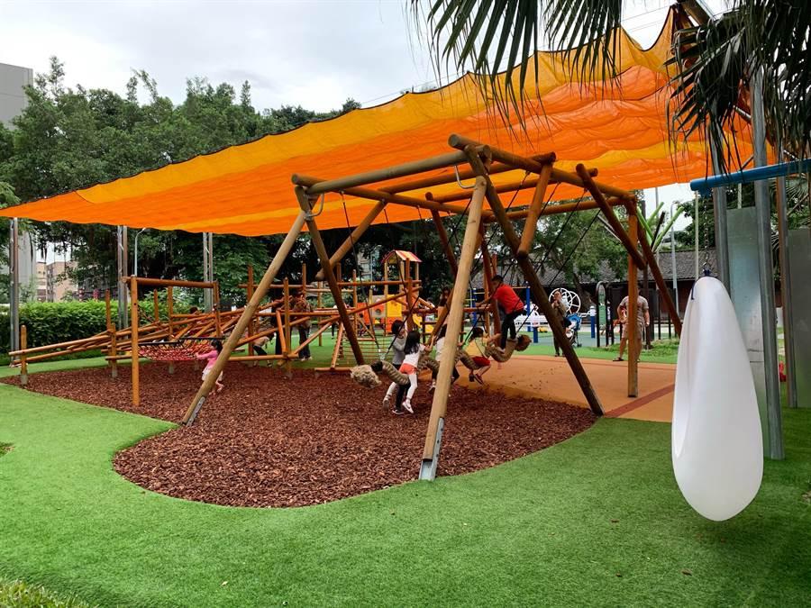 和平青草園公園。(圖取自北市公園處官網)