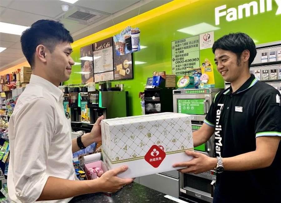 為提供消費者更便捷服務,精品生鮮超市「美福食材」即多日起提供「線上訂購,超商取貨」服務。圖/美福食集