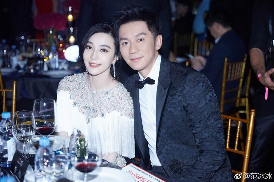 范冰冰、李晨上月底宣布分手。(圖/翻攝自微博)