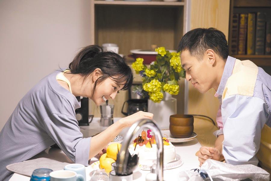 楊祐寧(右)與張鈞甯已很久沒接拍MV。
