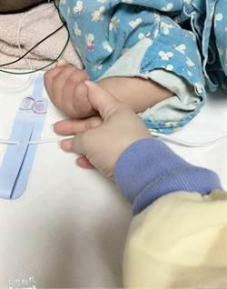 台中受虐女嬰母證實:妹妹病情好轉