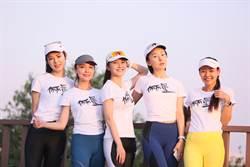 徐潔兒領女子跑團     北京低溫淚崩完賽