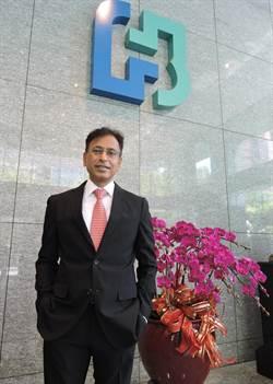 台北富邦銀行首位外籍數位金融主管潘柏迪上任
