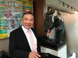 富旺董事長林正雄掌舵台中不動產開發公會熱門人選