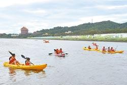 疯狂一夏玩水趣 体验台北最酷水上运动