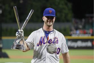 MLB》全壘打大賽破紀錄 暴力新人摘冠