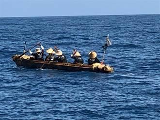 跨越黑潮最終挑戰 台日團隊成功抵達與那國島