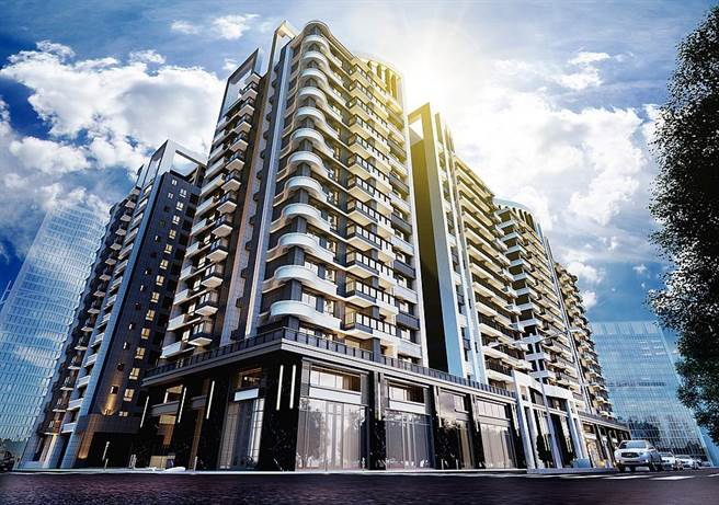 聘請國內知名豪宅團隊規劃設計。圖/業主提供