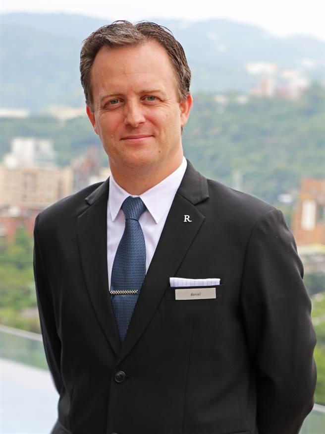 萬豪國際酒店集團宣布,任命曾任職於多間國際飯店的丹尼爾(Daniel Roland Meier)擔任台北士林萬麗酒店新任總經理。(圖/台北士林萬麗酒店)