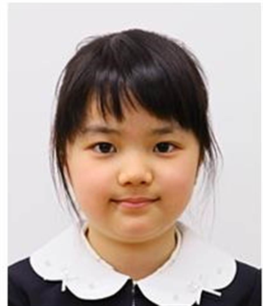 日本圍棋史上最年少的職業初段棋士、年僅10歲的仲邑菫(Nakamura Sumire)。(日本棋院提供)