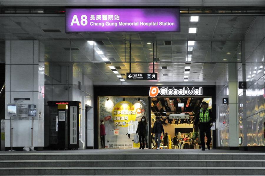 ▲將增設Ubike站,往返A8長庚醫院站更為便利。圖/業主提供。
