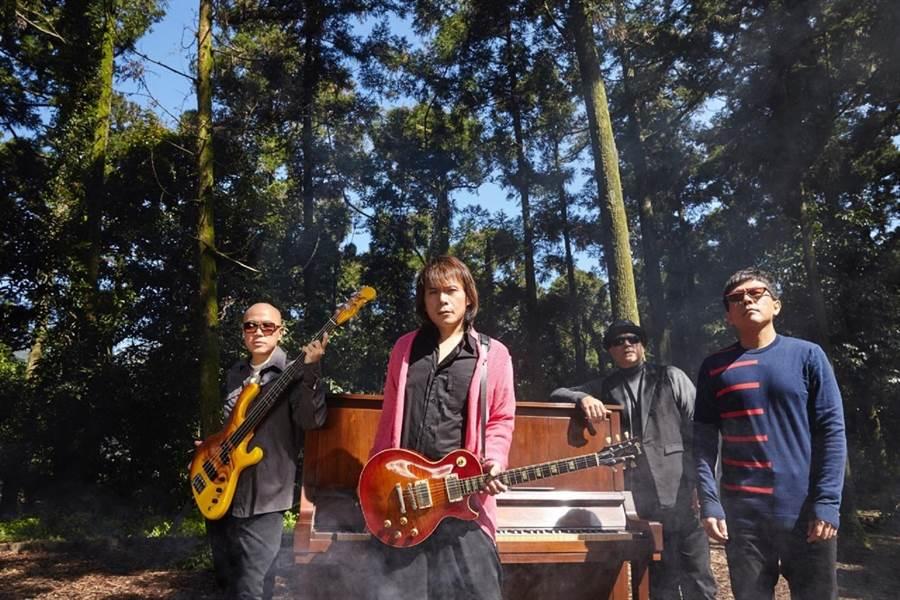 伍佰《Rock Star世界巡迴演唱會》將於12月21日在高雄巨蛋登場。環球音樂提供