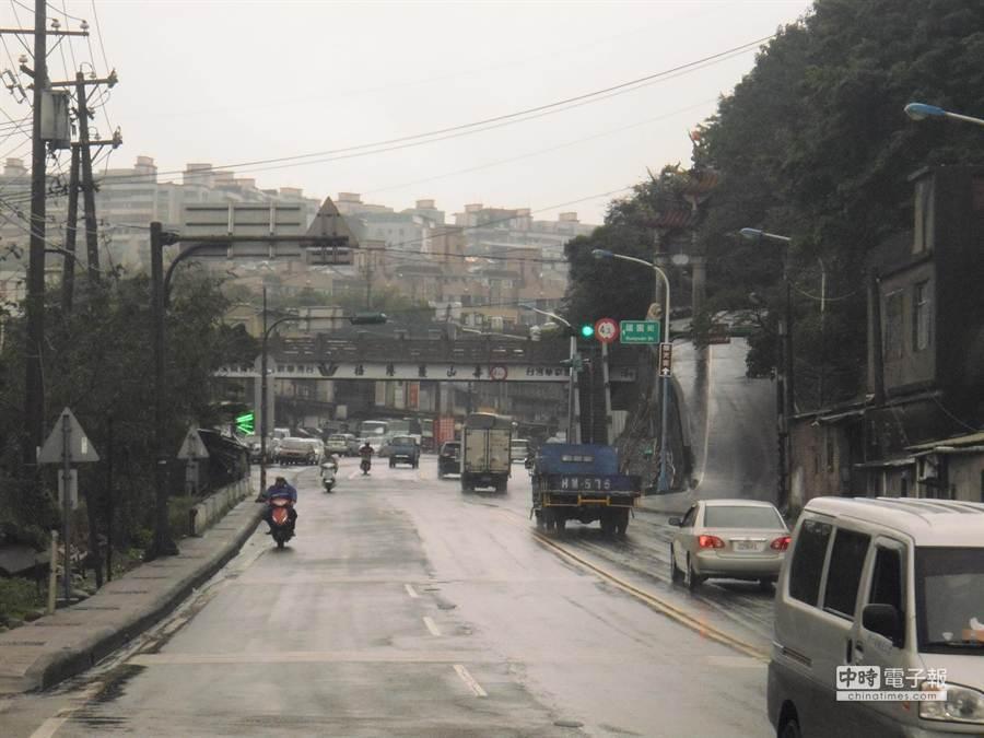 台北市哪條路最陰 網全推這條!(圖片取自/中時資料庫.甘嘉雯攝)