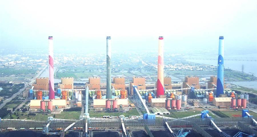 台中市府強調,對中火的要求符合國際減煤趨勢,於法有據。(圖/台中市府提供)