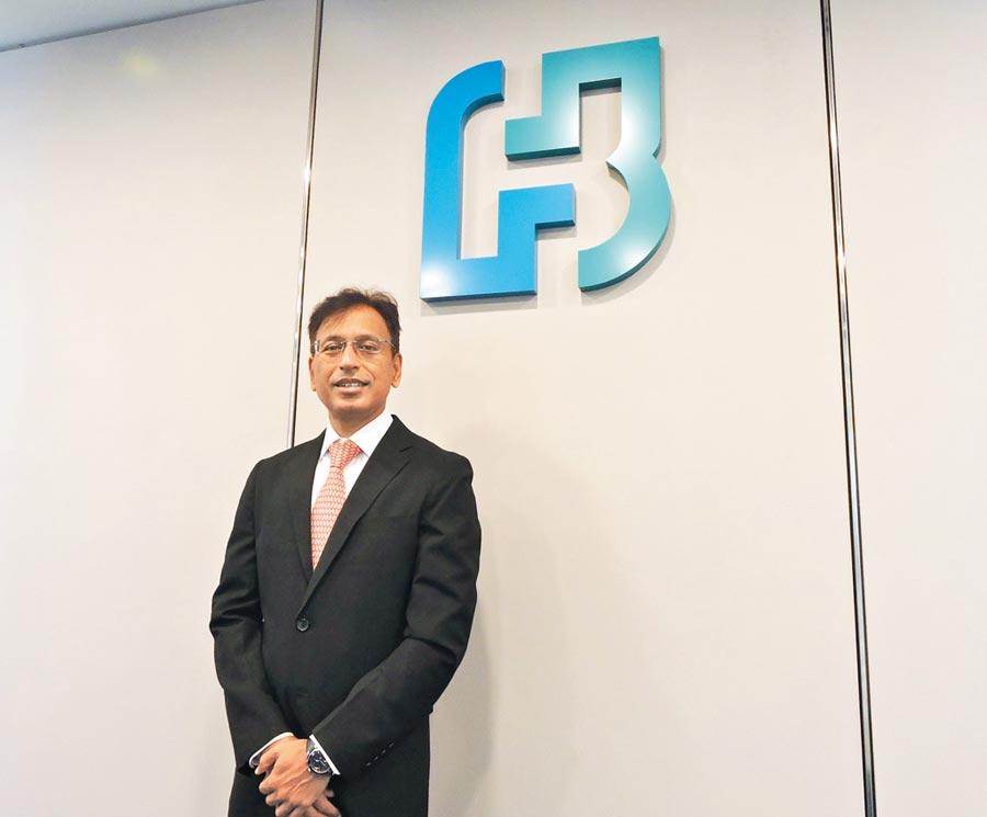 台北富邦銀首位外籍數位金融總處長潘柏迪。圖/北富銀提供