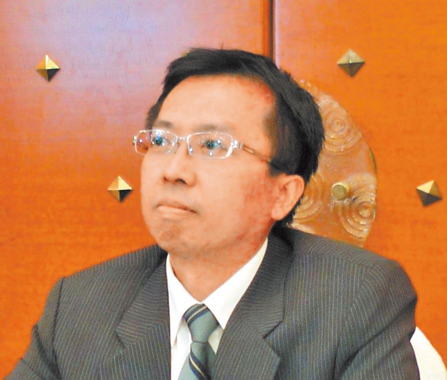 外貿協會駐武漢代表魏福泰