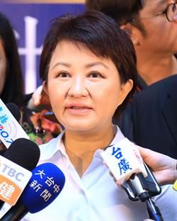 網友發起罷免 盧秀燕微笑:謝謝