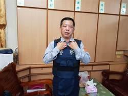 槍擊員警通緝犯伏法 台南警:破案就好