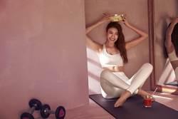 名模紀艾希《蜜桃臀這樣練》分享健身新觀念