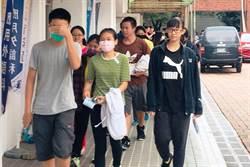 雲林高中職免試入學缺額1802人 63.85%上第一志願