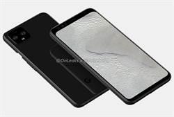 谷歌Pixel 4 XL渲染圖曝光 剪掉瀏海顏值變高