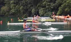 全國划船賽暨亞青.亞洲盃划船錦標賽國手選拔賽 今開幕典禮